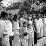 Comfort women were women and girls forced into a prostitution corps created by the Empire of Japan during World War II. The name 'comfort women' is a translation of a Japanese name <i>ianfu</i> (慰安婦). Ianfu is a euphemism for <i>shōfu</i> (娼婦) whose meaning is 'prostitute'.<br/><br/>  Estimates vary as to how many women were involved, with numbers ranging from as low as 20,000 to as high as 400,000, but the exact numbers are still being researched and debated. Many of the women were from occupied countries, including Korea, China, and the Philippines, although women from Burma, Thailand, Vietnam, Malaysia, Taiwan, Indonesia and other Japanese-occupied territories were used for military brothels.<br/><br/>  Stations were located in Japan, China, the Philippines, Indonesia, then Malaya, Thailand, Burma, New Guinea, Hong Kong, Macau, and French Indochina. A smaller number of women of European origin from the Netherlands and Australia were also involved.